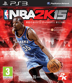 NBA 2K15 PlayStation 3