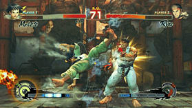 Ultra Street Fighter IV screen shot 2