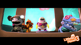 LittleBigPlanet 3 screen shot 22