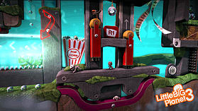 LittleBigPlanet 3 screen shot 9