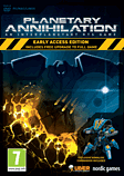 Planetary Annihilation Early Access Edition PC Games