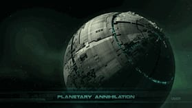 Planetary Annihilation Early Access Edition screen shot 3