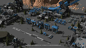 Planetary Annihilation Early Access Edition screen shot 6