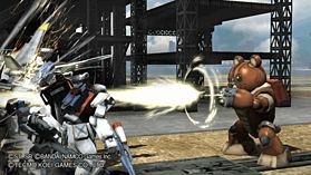 Dynasty Warriors Gundam Reborn screen shot 1