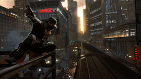 Watch Dogs screen shot 1