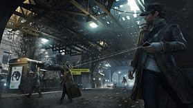 Watch Dogs screen shot 7