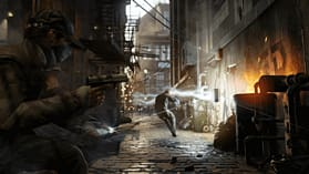 Watch Dogs screen shot 9