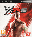 WWE 2K15 with Sting preorder bonus PlayStation 3