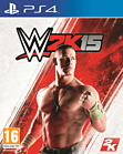 WWE 2K15 with Sting preorder bonus PlayStation 4