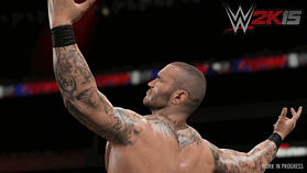 WWE 2K15 screen shot 3