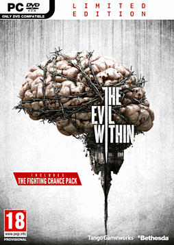 The Evil Within Limited Edition - Only at GAME PC Games