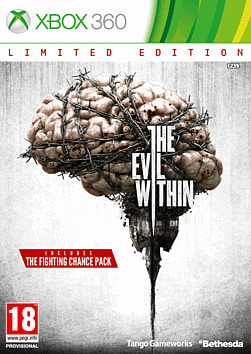 The Evil Within Limited Edition - Only at GAME Xbox 360