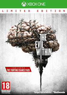 The Evil Within Limited Edition - Only at GAME Xbox One Cover Art