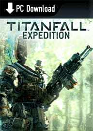 Titanfall Expedition PC-Games Cover Art