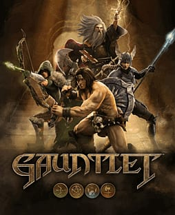 Gauntlet PC Games Cover Art