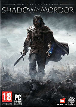 Middle Earth: Shadow of Mordor PC Games Cover Art
