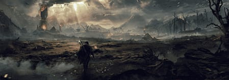 Middle Earth: Shadow of Mordor screen shot 3