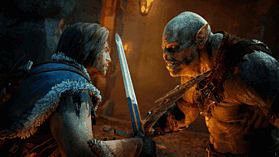 Middle Earth: Shadow of Mordor screen shot 4