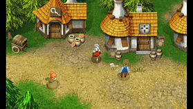 Final Fantasy III screen shot 2