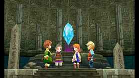 Final Fantasy III screen shot 3