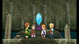 Final Fantasy III screen shot 3