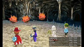 Final Fantasy III screen shot 4