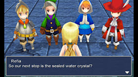 Final Fantasy III screen shot 5