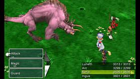 Final Fantasy III screen shot 6