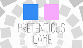 Pretentious PC-Games