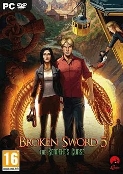 Broken Sword 5: The Serpent's Curse PC Games