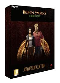 Broken Sword 5: The Serpent's Curse Collectors Edition PC-Games