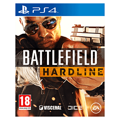 Battlefield: Hardline PlayStation 4
