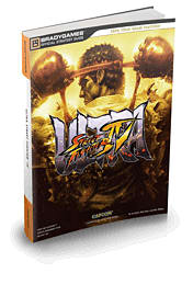 Ultra Street Fighter IV Strategy Guide Accessories