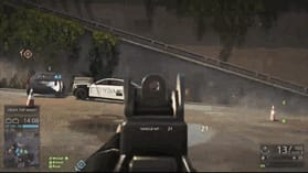 Battlefield: Hardline screen shot 11