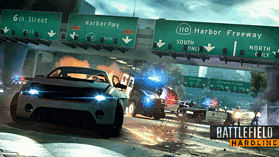 Battlefield: Hardline screen shot 19