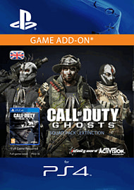 Call of Duty: Ghosts - Squad Pack - Extinction PlayStation Network