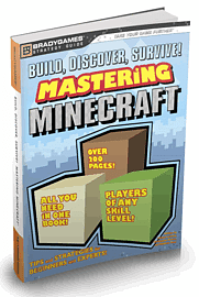 Mastering Minecraft Strategy Guide Strategy Guides and Books