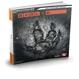 Evolve Offical Strategy Guide Strategy Guides and Books