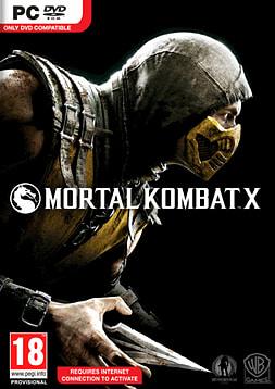 Mortal Kombat X PC Games