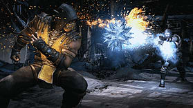 Mortal Kombat X screen shot 1