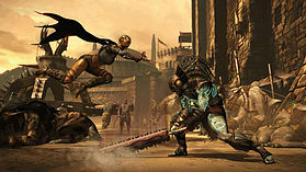 Mortal Kombat X screen shot 4