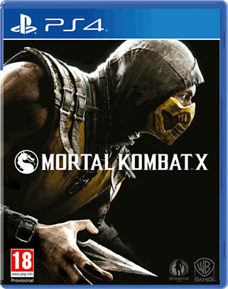 Mortal Kombat X on PS4 at GAME.co.uk