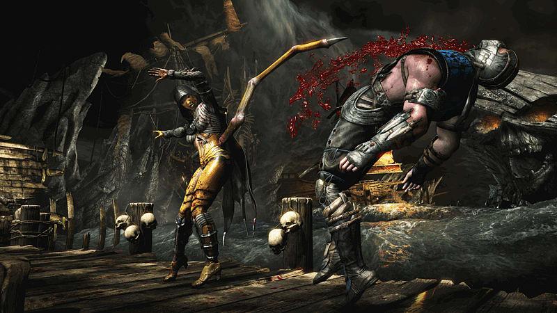 Mortal kombat x купить на ps 4