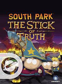 South Park: The Stick of Truth eGuide Strategy Guides and Books