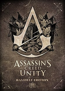 Assassin's Creed: Unity Bastille Edition PlayStation 4 Cover Art
