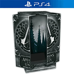 Assassin's Creed: Unity Notre Dame Edition - Only at GAME PlayStation 4 Cover Art