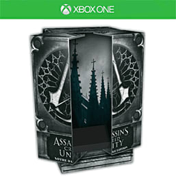 Assassin's Creed: Unity Notre Dame Edition - Only at GAME Xbox One Cover Art