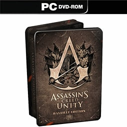 Assassin's Creed: Unity Bastille Edition PC-Games Cover Art
