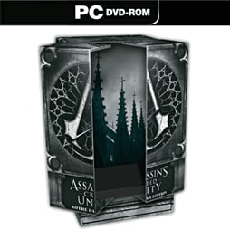 Assassin's Creed: Unity Notre Dame Edition - Only at GAME PC-Games Cover Art