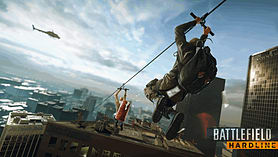 Battlefield: Hardline Deluxe Edition screen shot 10
